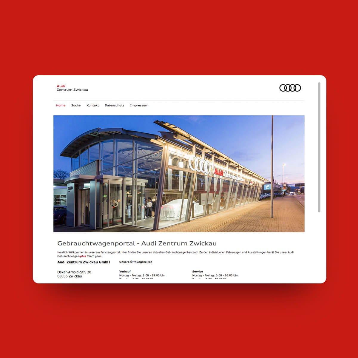 Audi Zentrum Zwickau
