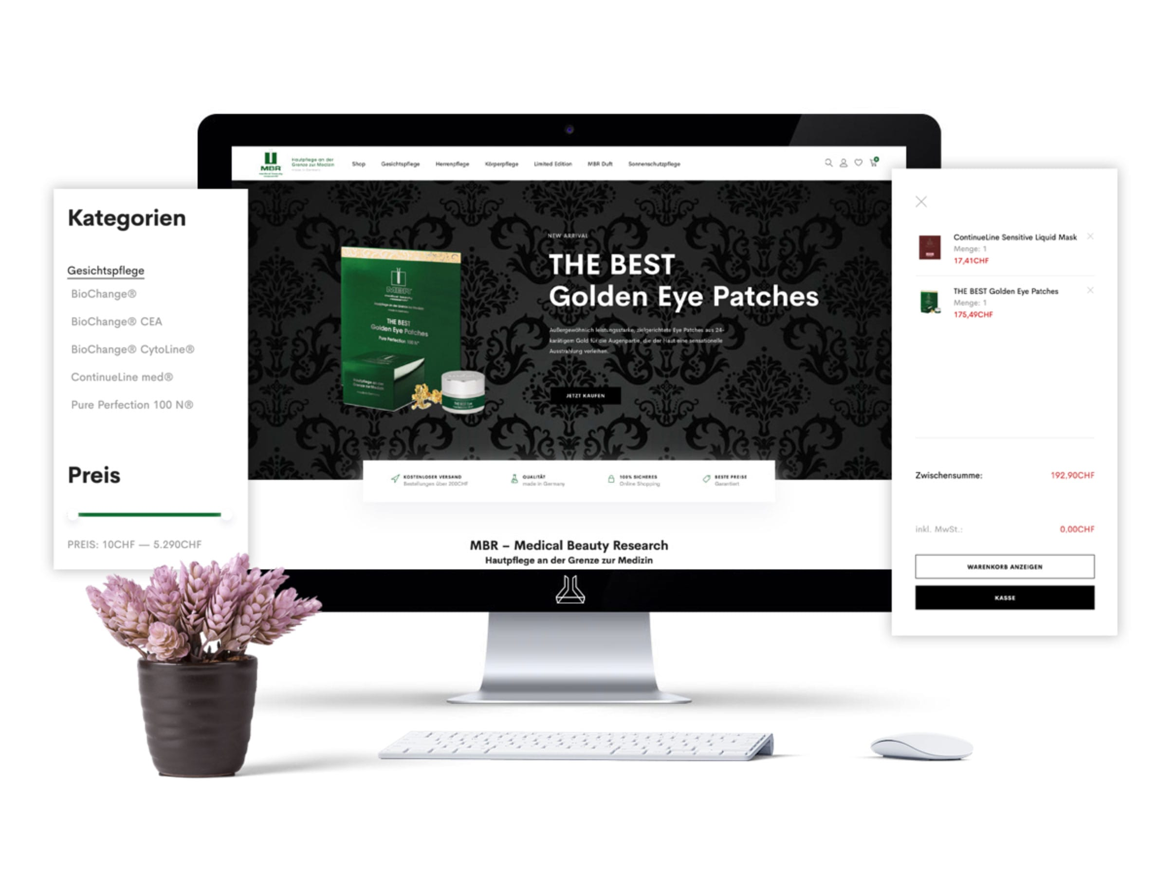 MBR Onlineshop Schweiz